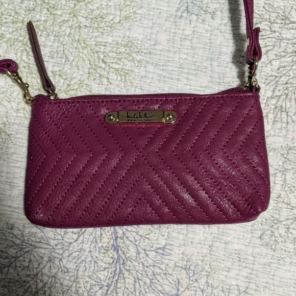 Mini cross-body  purse